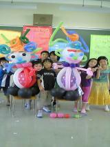 バルーンアート教室